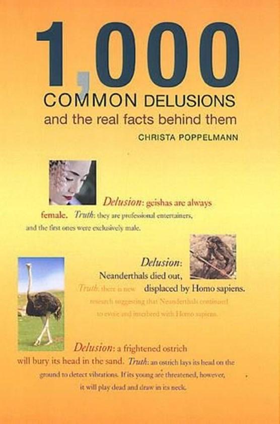 1, 000 Common Delusions