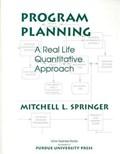 Program Planning   Mitchell L. Springer  