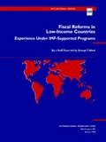 Fiscal Reforms in Low-income Countries | George T. Abed ; International Monetary Fund |
