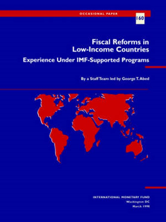 Fiscal Reforms in Low-income Countries