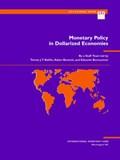 Monetary Policy in Dollarized Economies   Tomas Baliao ; International Monetary Fund  