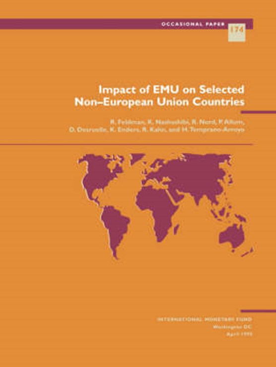 Impact of EMU on Selected Non-European Union Countries