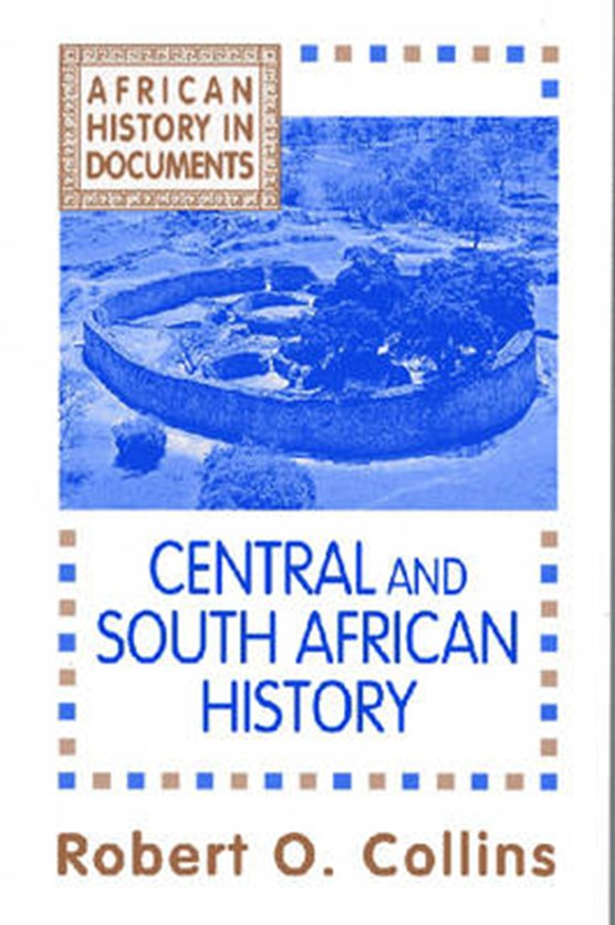 African History v. 3; Central and South African History