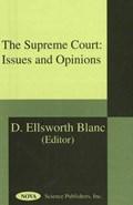 Supreme Court   D Elsworth Blanc  
