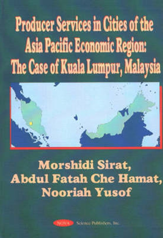 Producer Services in Cities of the Asia Pacific Economic Region
