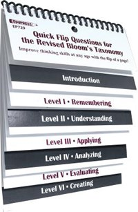 Quick Flip Questions for the Revised Bloom Taxonomy | Linda G. Barton |