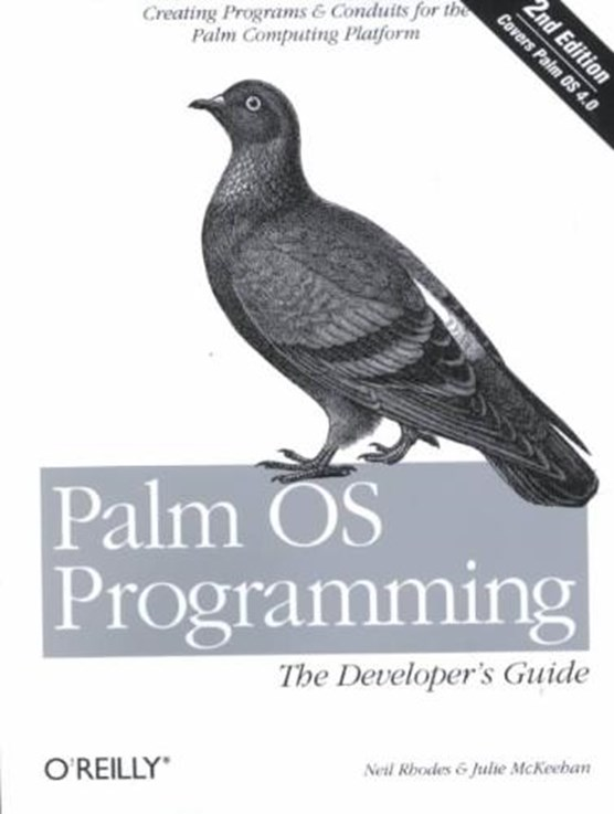 Palm OS Programming - The Developers Guide 2e