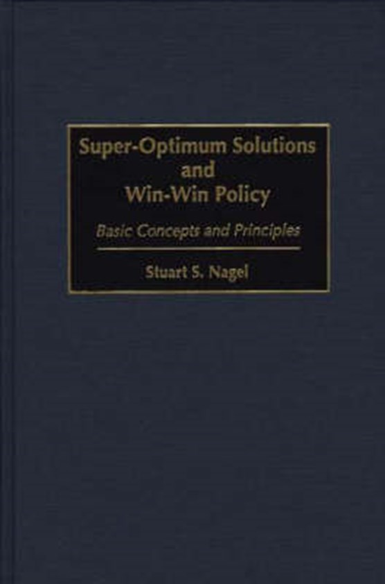 Super-Optimum Solutions and Win-Win Policy