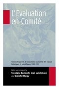 L'Evaluation en Comite   Baciocchi, Stephane ; Fabiani, Jean-Luis ; Mergy, Jennifer  