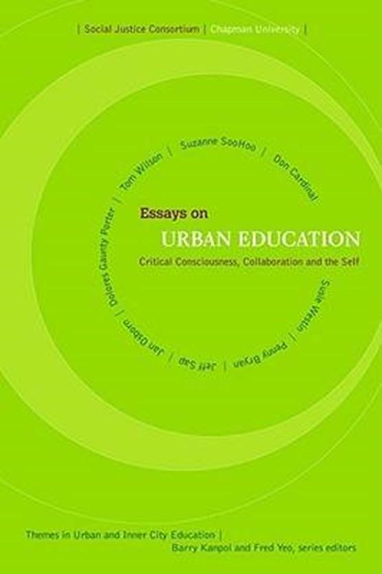Essays on Urban Education