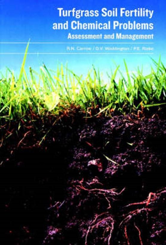 Turfgrass Soil Fertility & Chemical Problems