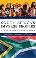 South Africa's Diverse Peoples   Sally Frankental ; Owen Ben Sichone  
