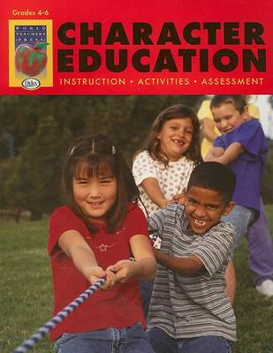Character Education, Grades 4-6