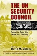 U.N. Security Council   David M. Malone  