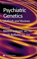 Psychiatric Genetics   auteur onbekend  