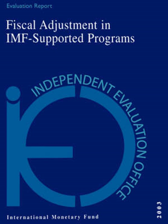 Fiscal Evaluation in IMF-supported Programs