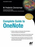 Complete Guide to OneNote | Scott Zimmerman |