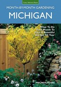 Myers, M: Michigan Month-by-Month Gardening   Melinda Myers  