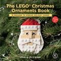 Lego christmas ornaments book   Chris McVeigh  
