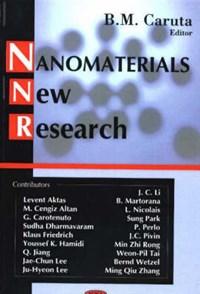 Nanomaterials | B M Caruta |