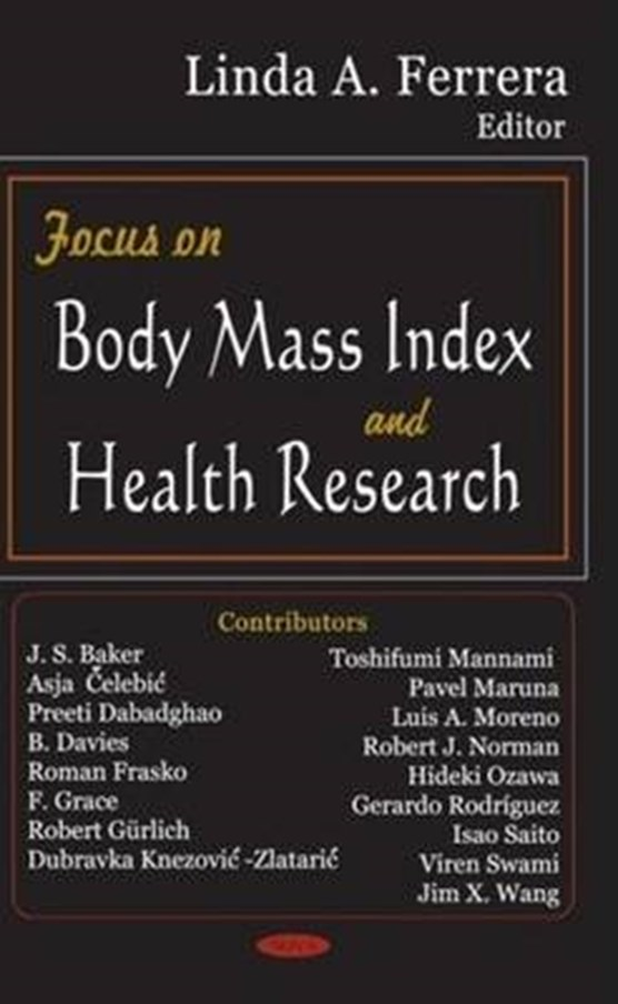 Focus on Body Mass Index & Health Research