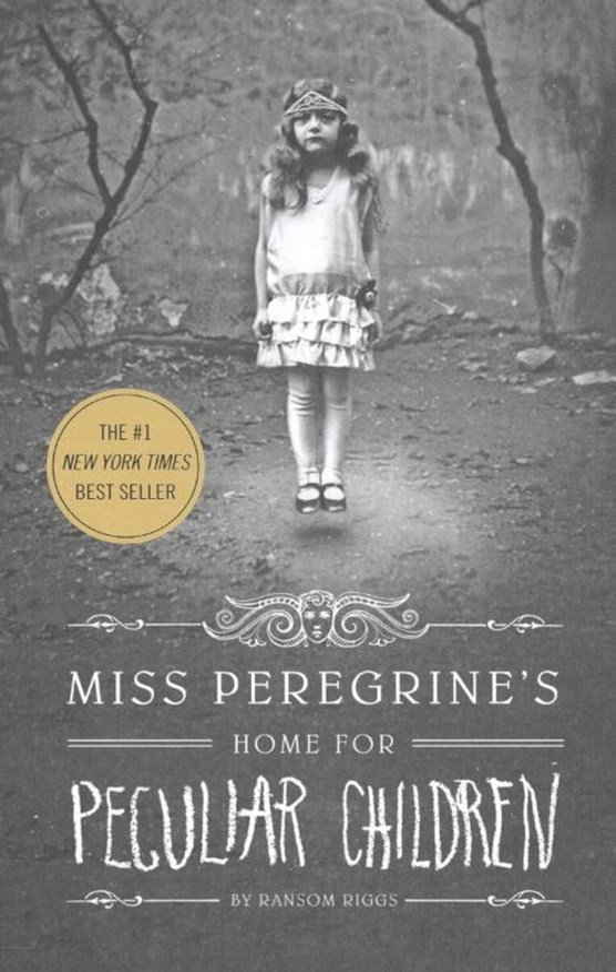 Miss peregrine's peculiar children (01): miss peregrine's home for peculiar children