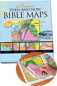 Deluxe Then and Now Bible Maps [With CDROM] | auteur onbekend |