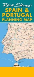 Rick Steves' Spain and Portugal Map   Rick Steves  