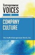 Entrepreneur Voices on Company Culture   Inc. The Staff Of Entrepreneur Media  