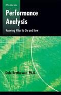 Performance Analysis | Dale Brethrower |