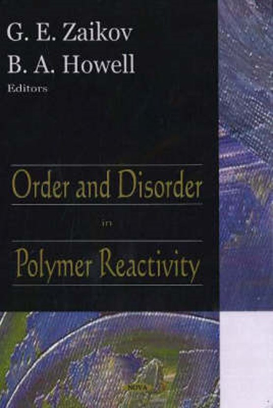 Order & Disorder in Polymer Reactivity