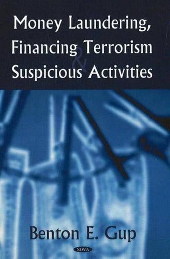 Money Laundering, Financing Terrorism & Suspicious Activities