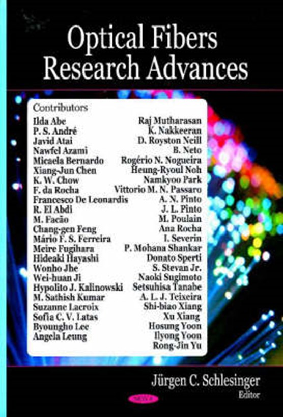 Optical Fibers Research Advances