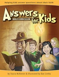 Answers Bible Curriculum for Kids [With CD (Audio) and DVD ROM] | Stacia McKeever |
