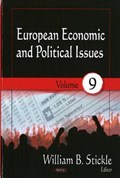 European Economic & Political Issues   William B Stickle  