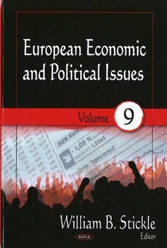European Economic & Political Issues