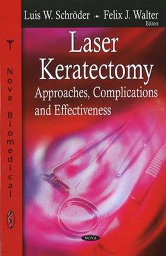 Laser Keratectomy