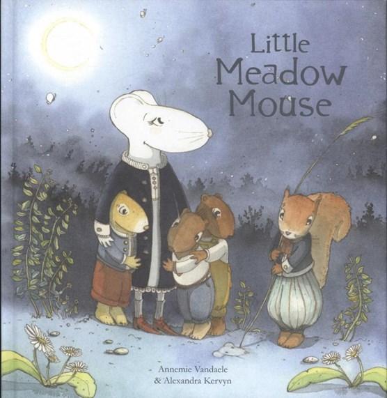 Little Meadow Mouse