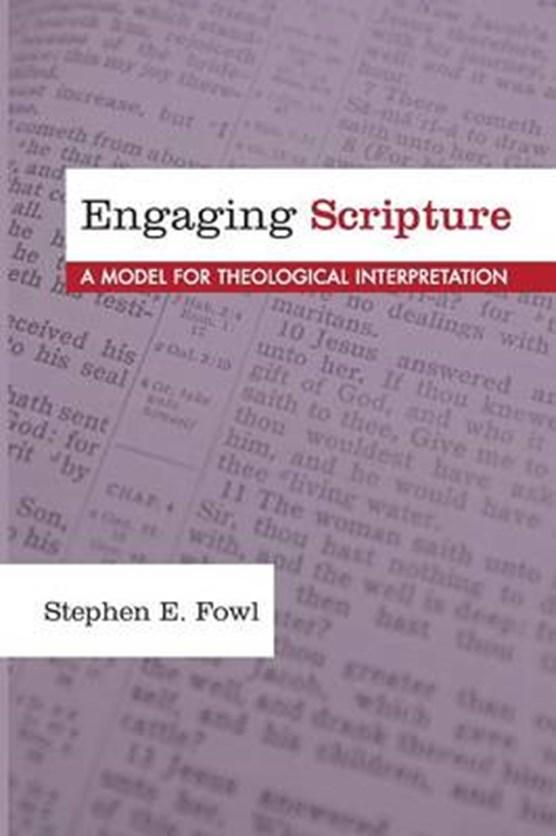 Engaging Scripture