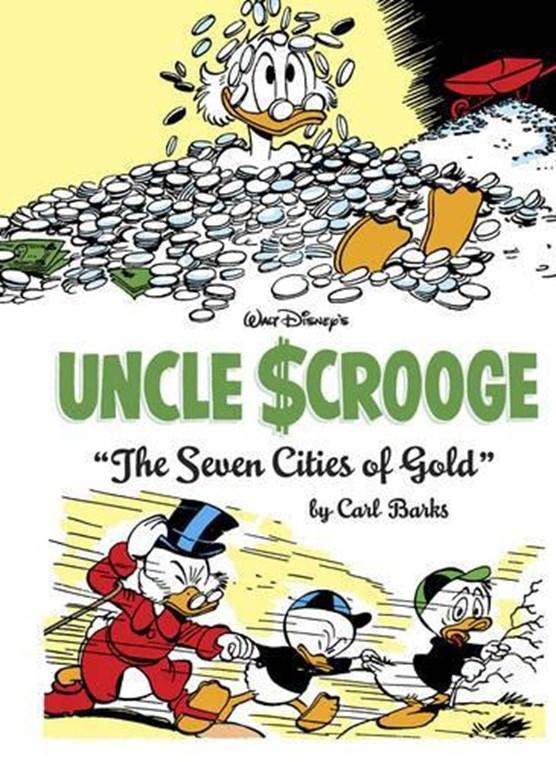 Walt Disney's Uncle Scrooge 14