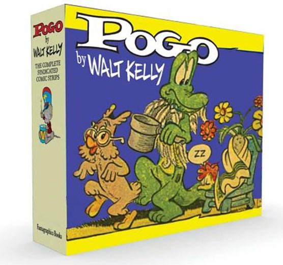 Pogo: Vols. 3 & 4 Gift Box Set