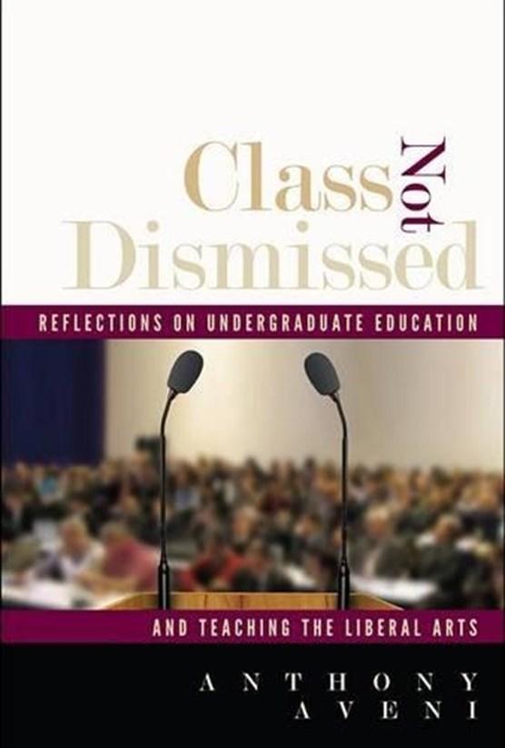 Class Not Dismissed