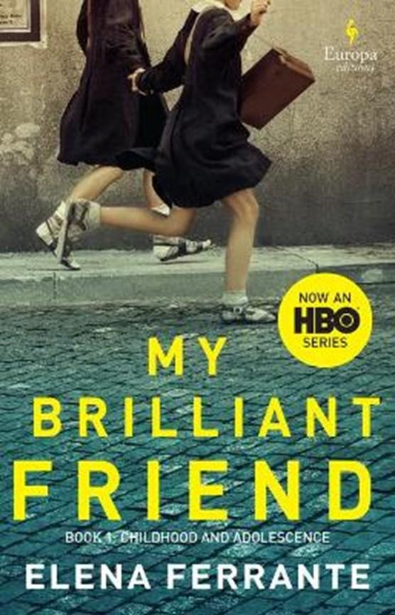 MY BRILLIANT FRIEND (HBO TIE-I