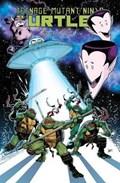 Teenage Mutant Ninja Turtles Classics Volume 5   Rick McCollum ; Rich Hedden ; Bill Anderson ; Tom McWeeney  