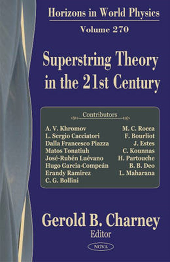 Superstring Theory in the 21st Century