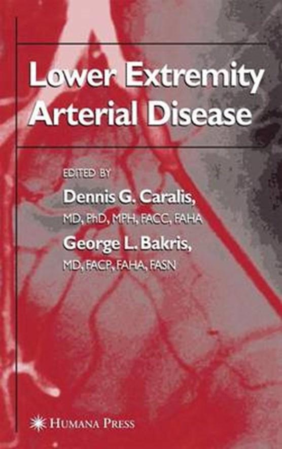 Lower Extremity Arterial Disease