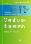 Membrane Biogenesis   Doron Rapaport ; Johannes M. Herrmann  