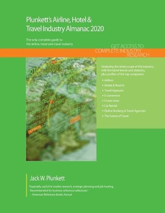 Plunkett's Airline, Hotel & Travel Industry Almanac 2020