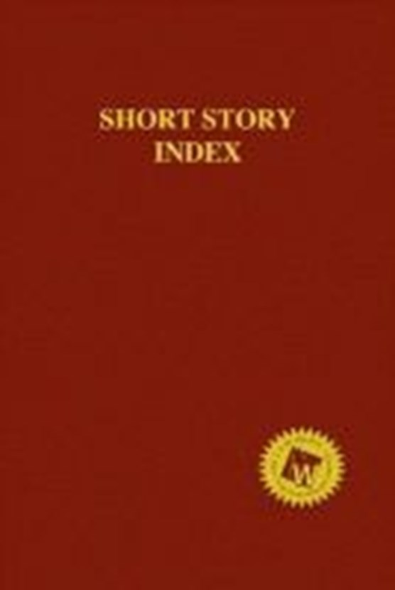 Short Story Index, 2018 Annual Cumulation