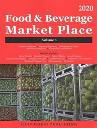 Food & Beverage Market Place: Volume 3 | Laura Mars |